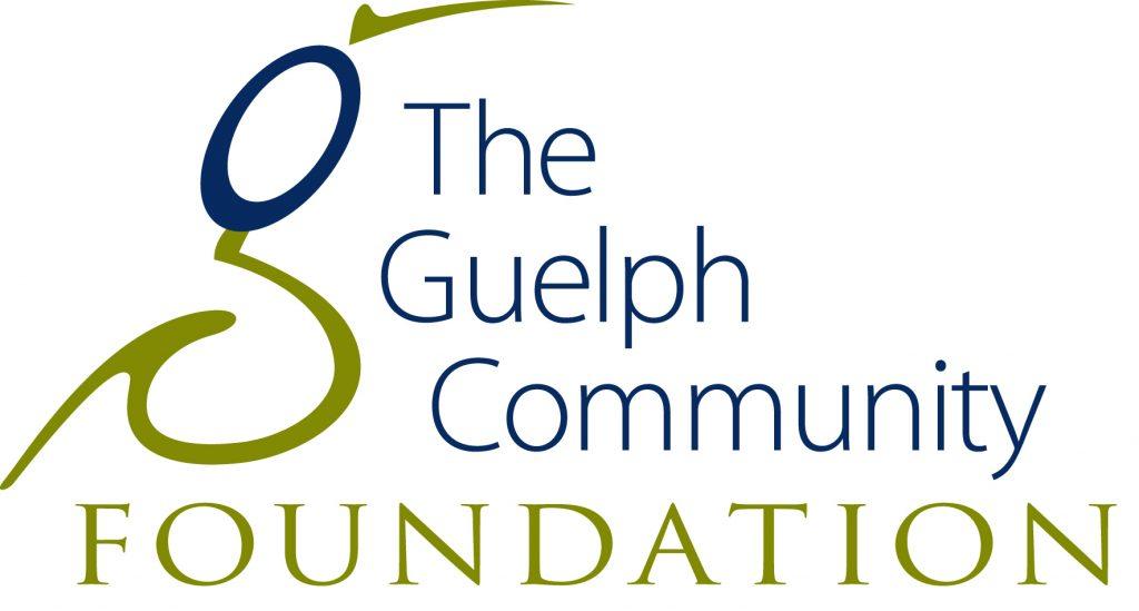The Guelph Community Foundation Logo - Portage