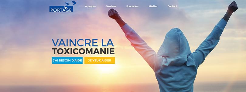 Accueil   Portage centres de réadaptation en toxicomanie