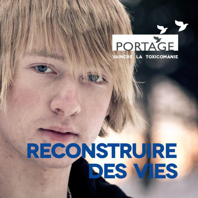 Dépliant Portage Atlantic - Français