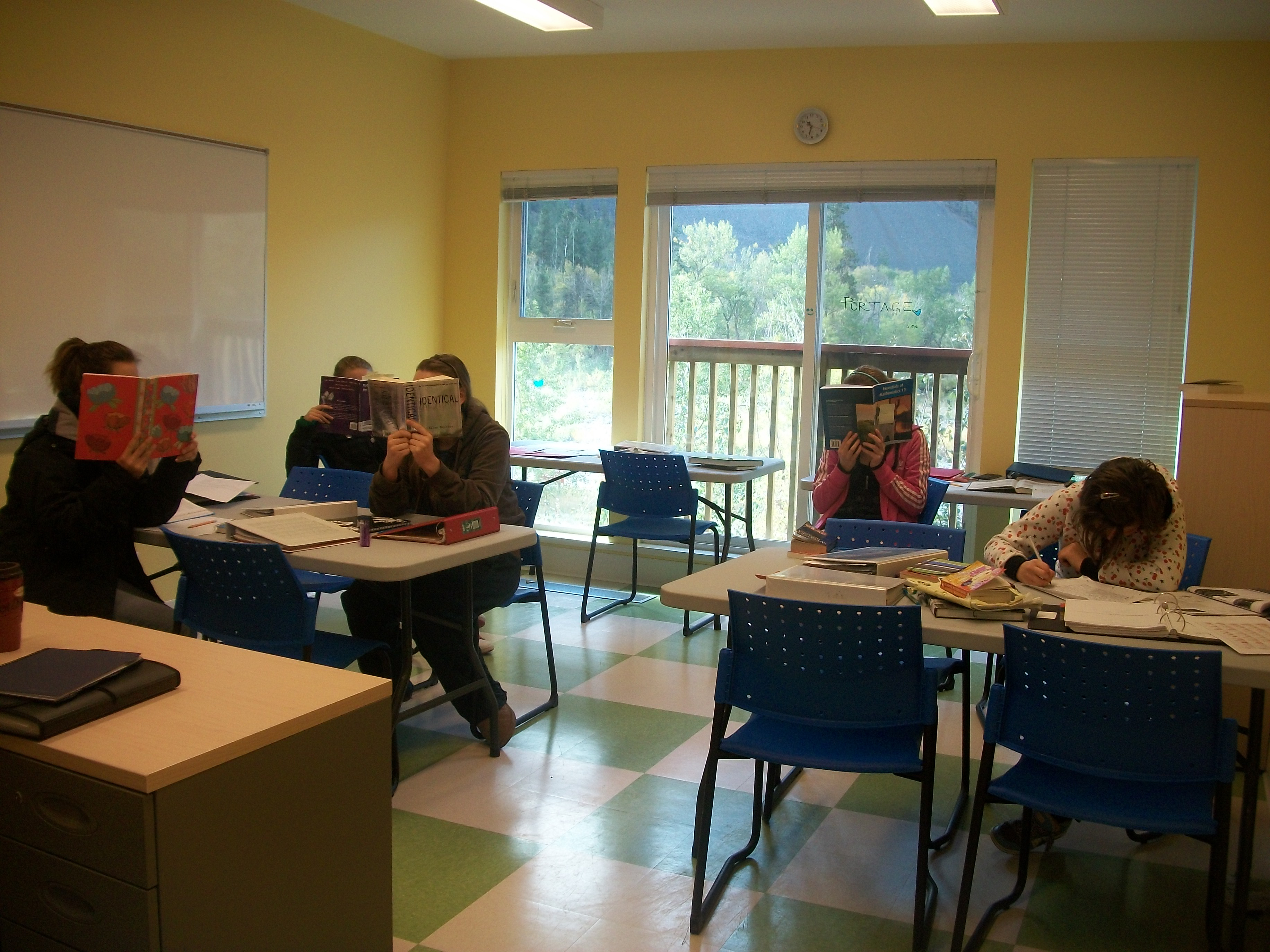 Portage Academy -On-site schooling