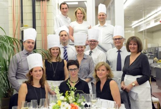 Table du Chef - Collecte de fond - Programme pour Ado