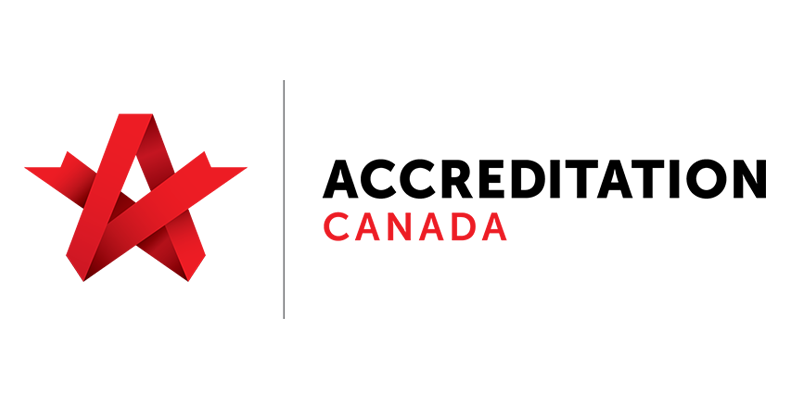 Accredidation Canada english logo