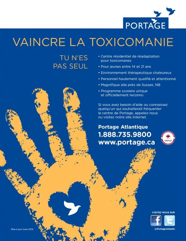Portage Atlantique - poster français
