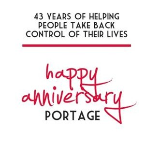 43rd anniversary - Portage - Metamorphosis day
