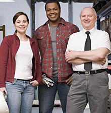 Programme de formation à l'emploi - Portage