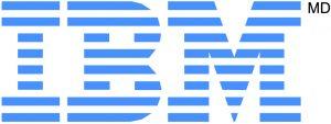 IBM logo - portage
