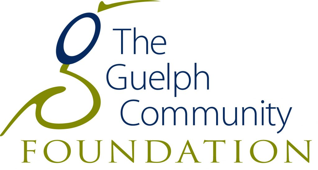The Guelph Community Foundation Logo - Portage