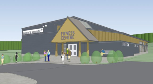 Lewis Fitness Centre Plan - Portage Atlantic
