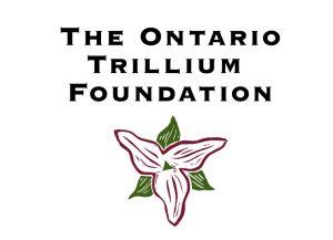 Ontario Trillium Foundation logo - Portage