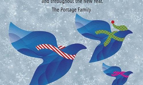 Happy Holidays 2015 - Portage