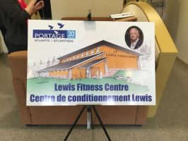 Lewis Fitness Centre - Portage Atlantic