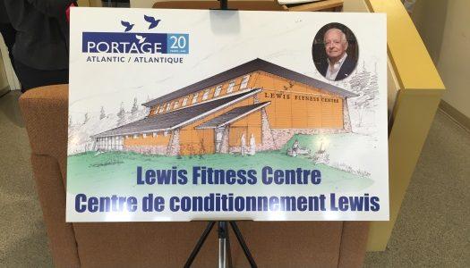 Lewis Fitness Centre - Portage Atlantic