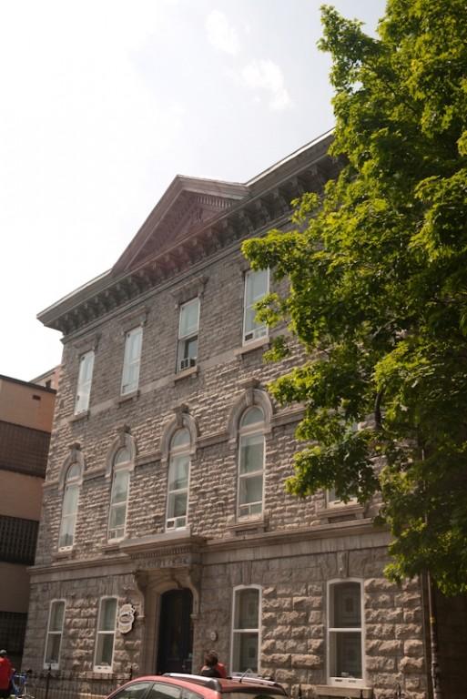 Centre de jour de Portage - Québec