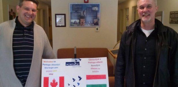 Orsolics - Visite d'un centre de réadaptation en toxicomanie chez Portage Atlantic