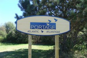 Cassidy Lake - Portage Atlantic - Summer