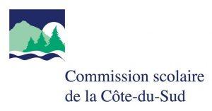 Logo Commission scolaire de la Côte-du-Sud