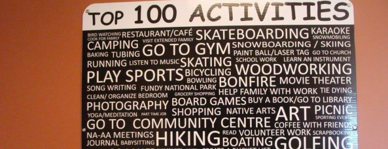 Activités - Portage