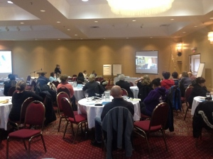 Addictions stakeholders gathering - Portage