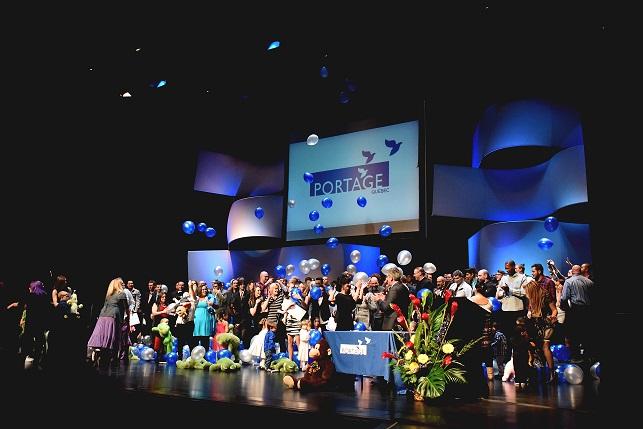Fête de la reconnaissance 2016- Portage