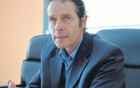 Serge Comemau - directeur Portage St-Malachie