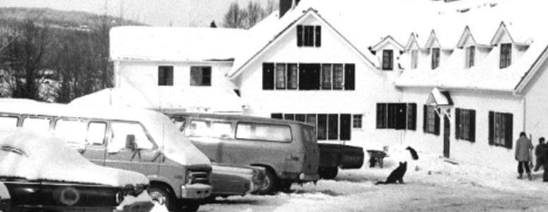 1973 Portage Centre in Lac Écho - Winter