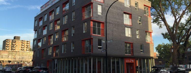 Les habitations Portage à Montréal