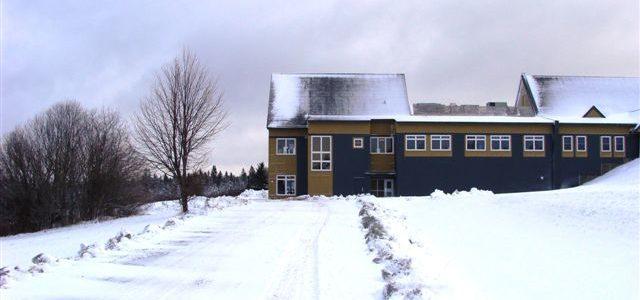 Portage Atlantic centre during winter