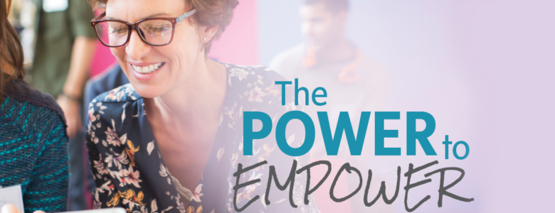 The power to empower