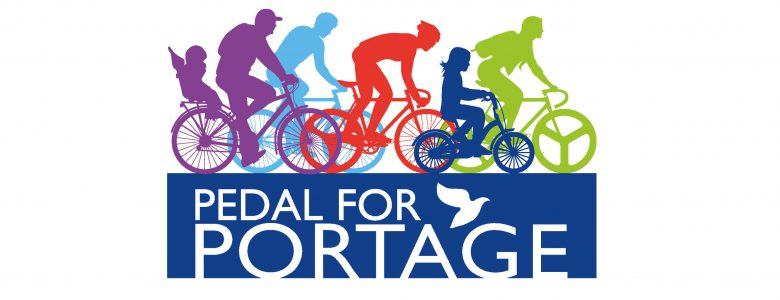 Pedal for Portage