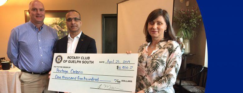 Club Rotary de Guelph sud