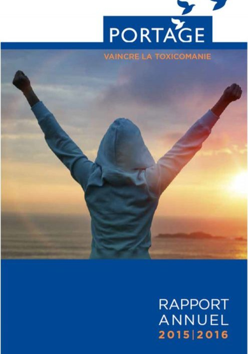 Rapport annuel - 2015-2016